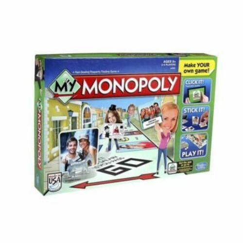 Hasbro My Monopoly - Az én Monopoly-m társasjáték HAS34000